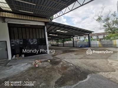 For Rent - Taman soon choon corner lot factory