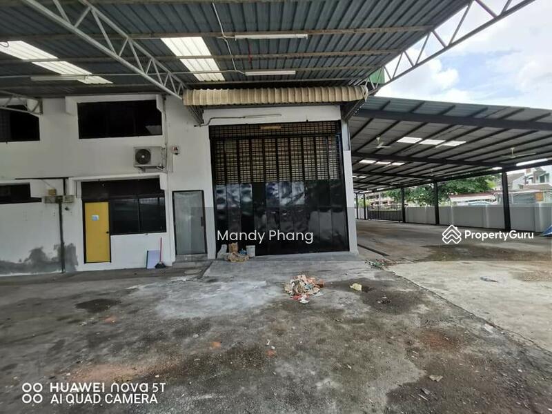 Taman soon choon corner lot factory #164928548