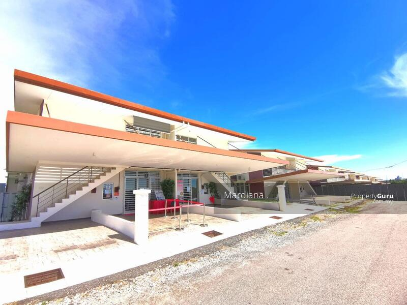 Brand New Modern Cluster Townhouse Kasa Heights Alor Gajah Melaka #164933300