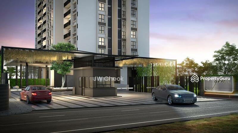 Taman Segar condominium #164955024