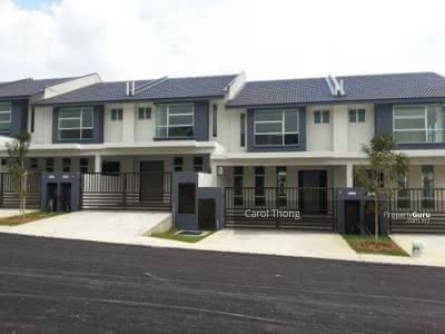 For Sale - [ FIrst Home Buyer Full Loan ] Double Storey 22x70 4R 4B Bangsar