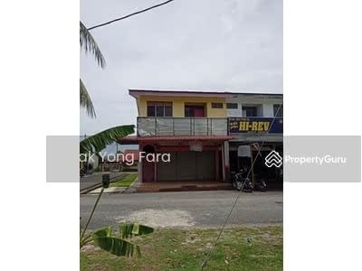 For Sale - Cornerlot Shoplot 2 Tingkat @ Taman Bukit Kubu, Kuala Perlis