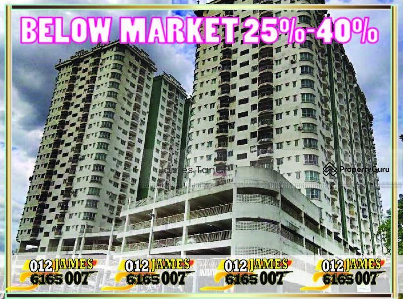 Puncak Desa Apartment #164985476
