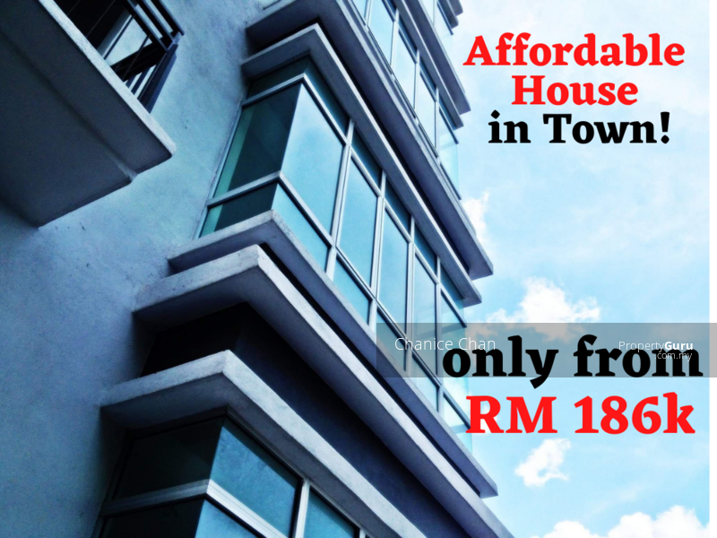 Full Loan【Own Stay | Investment | Office】Balakong New House 3 Room with Full Tiles Corner 1200sf #164985978