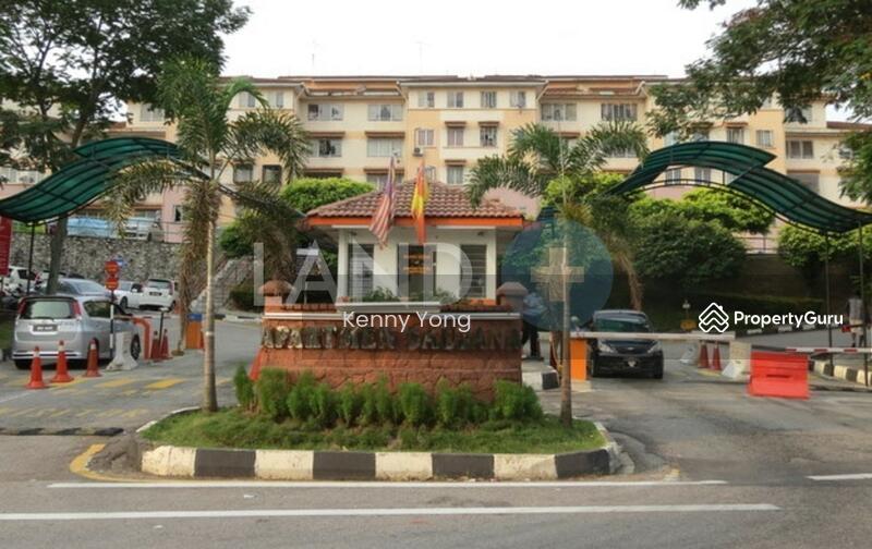 saujana apartment #164994240