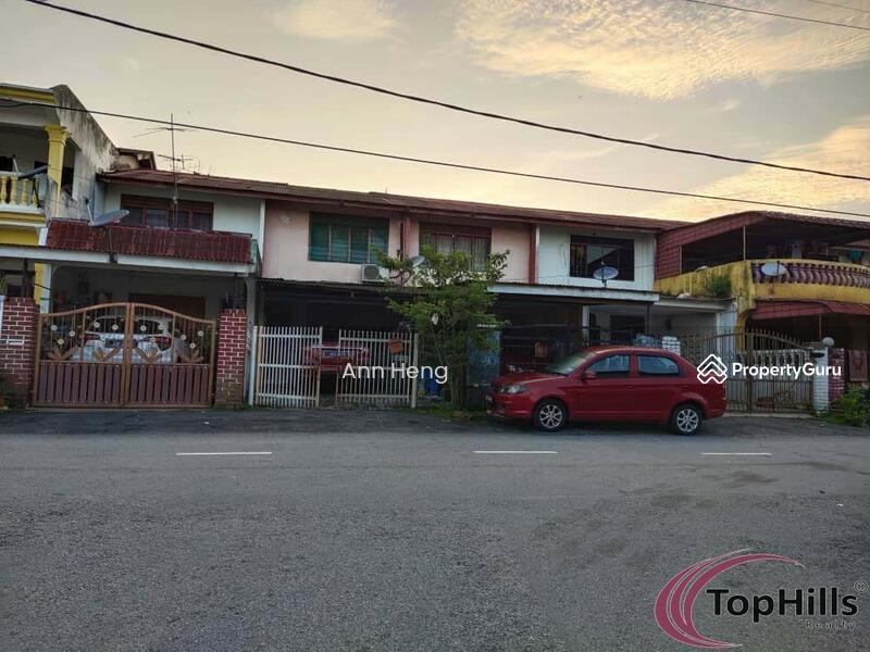 Low Cost 2 Storey Taman Johor Jaya For Sale #165030726