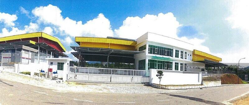 Kota Tinggi @Detached Factory Medium Industry #165036402