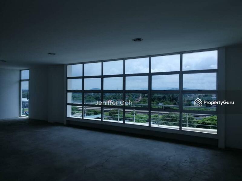 5 storey office building c/w 2 lifts and basement carpark #165062548