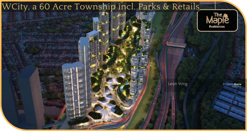 The Maple Residences, Taman OUG #165087736