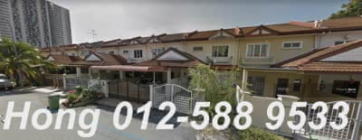 For Rent - 2sty Terrace,  Sunway Tunas, Bayan Baru