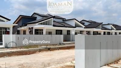 For Sale - SEMI-D, Exclusive Design, Sungai Besar