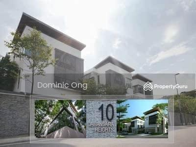 For Rent - 10 Damansara Heights