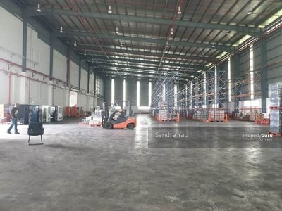 For Sale - Penang Science Park Food Zone Factory Warehouse