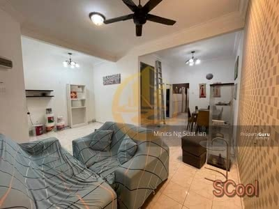 For Rent - Bandar Puteri Klang Fully Furnished Gated Guarded Double Storey House