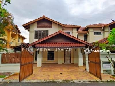 For Sale - Double Storey Semi Detached Damai Kasih, Alam Damai, Cheras