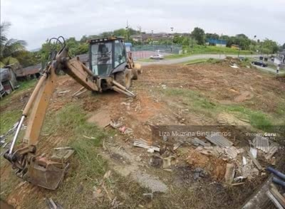 For Rent - Lima Kedai Vacant Land