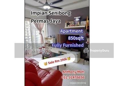For Sale - Impian Senibong Residences