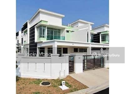 For Sale - 【FMCO HIGH PROMOTION 40%】Super Big Corner House 34x75 Extraland 25Feet Bukit Jalil! !!