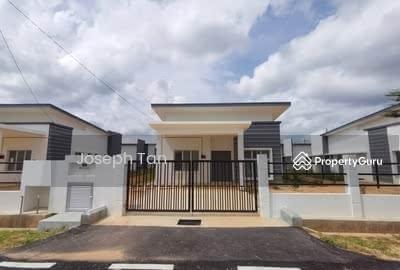 Dijual - Full Loan 1 Sty Bungalow in Taman Sri Lambak, Can Accept LPPSA