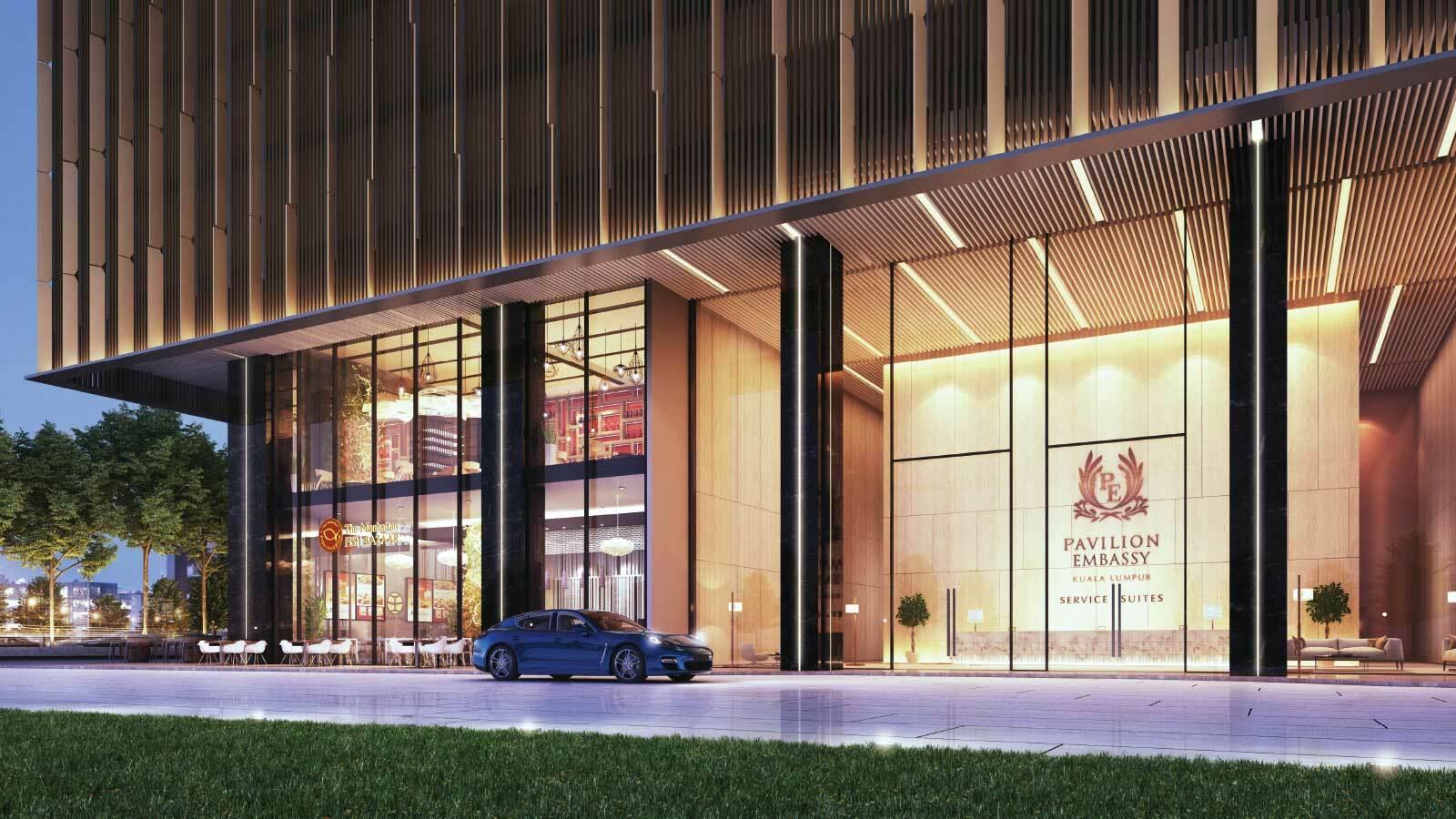 For Sale - Pavilion Embassy Kuala Lumpur