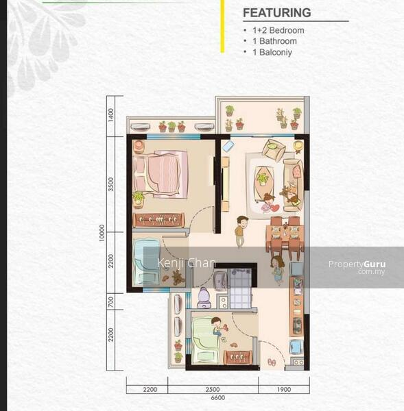Country Garden Central Park Serviced Apartment Taman Damansara Aliff Tampoi Johor Bahru Johor 3 Bedrooms 593 Sqft Apartments Condos Service Residences For Rent By Kenji Chan Rm 1 300 Mo 33077185