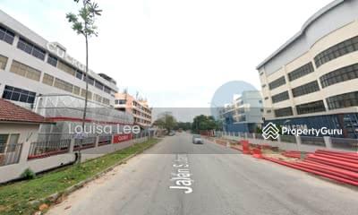 For Sale - Well Equipped Warehouse cum Office, USJ 1 Subang Jaya