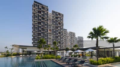 For Rent - The Parque Residences @ Eco Sanctuary