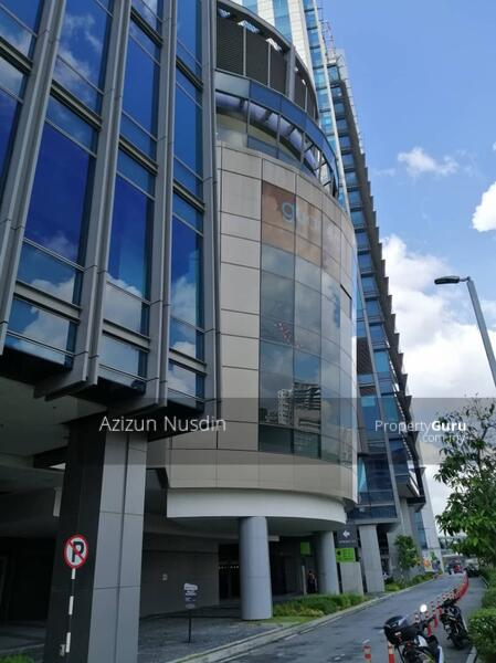 Menara Pacific, KL Eco City Office For Rent (Fully Furnish) #165619752
