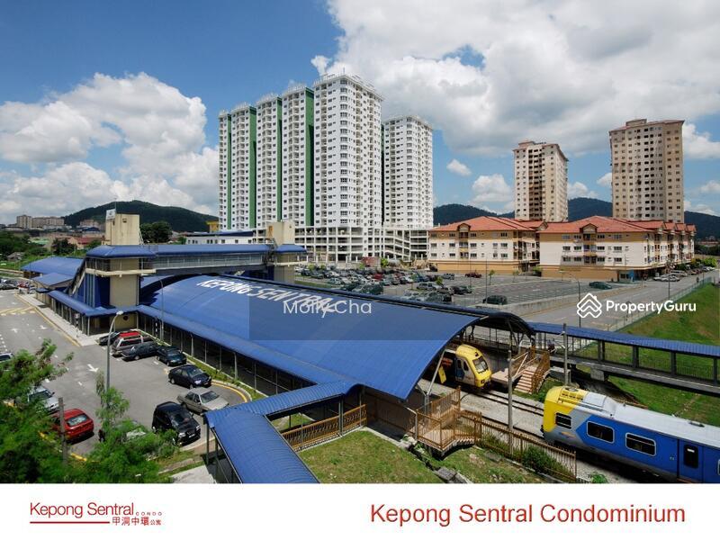 Kepong Central Condominium #165713346