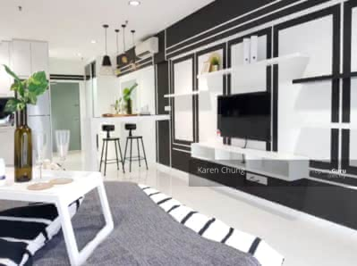 For Sale - Setapak Investment Condo [Walking distance to TARC] Ready Tenant