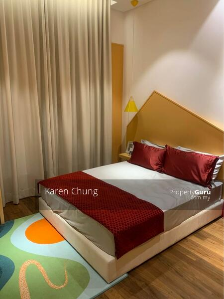 Shah Alam Condo [Beside Public Transport] Ready Tenants Fully Furnished #165760542