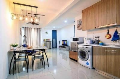 For Sale - Shah Alam Condo [Beside Public Transport] Ready Tenants Fully Furnished