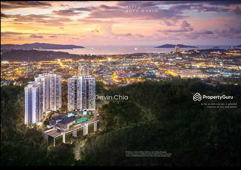 Bukit Bantayan Residence #165770974