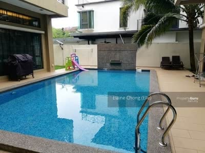 For Rent - Guarded - quiet, near MRT