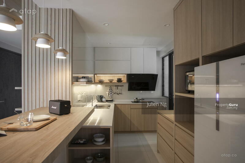 [Dual Balcony Layout] Cheras Condo Fully Residential 360' Panaromic View #165835320