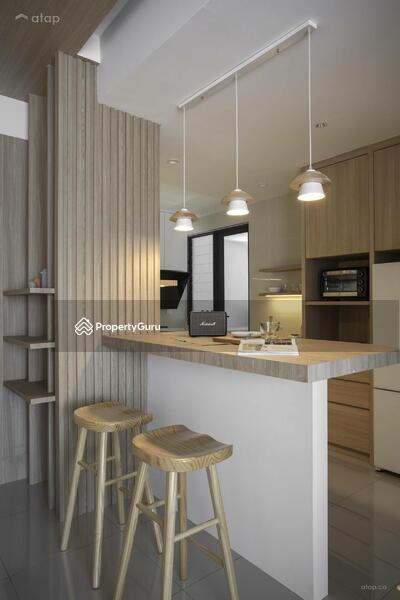 [Dual Balcony Layout] Cheras Condo Fully Residential 360' Panaromic View #165835328