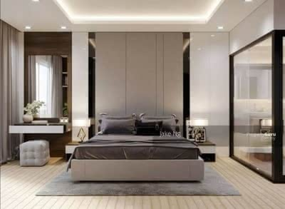 Dijual - KL Melawati condo cashback 150k HOC 1048 sqft 3 rooms 2 bath