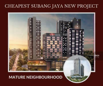 For Sale - Subang New Cheapest Lake View Condo!