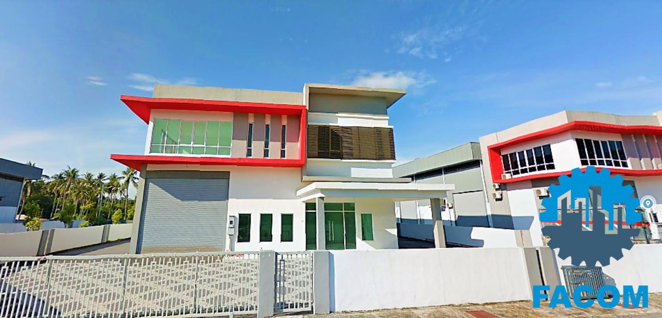 For Sale - 1. 5 Storey Detached @ Perindustrian Saga Jaya Central i