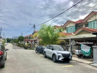 For Sale - Teres 2 Tingkat Bangol Indah, Kemaman