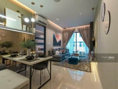 For Sale - Damai Residence @ Sungai Besi