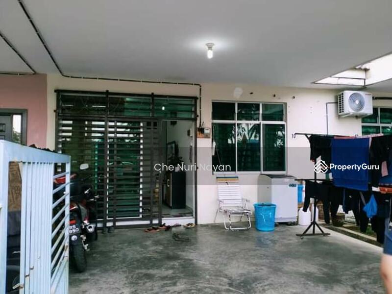 Freehold Open Tittle Taman Dalam Kampung #165994588