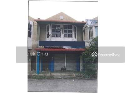 For Sale - 26/8/2021 Bank Auction Shop : Jalan Selising/Kok Lanas, Taman Seri Sentosa, Pasir Puteh, Kelantan