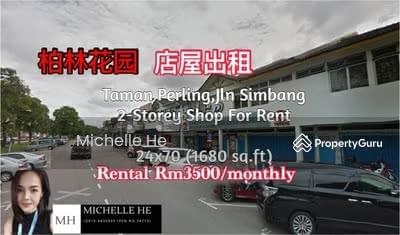 For Sale - Taman Perling