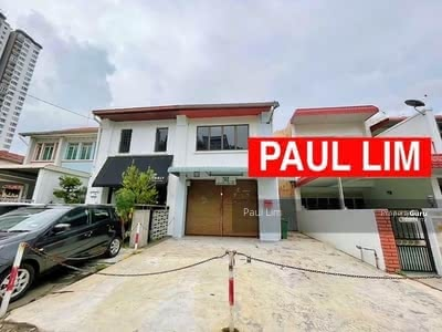 For Sale - SHOP LOT SALE 2 STOREY AT JALAN CHOW THYE POPULAR LOCATION