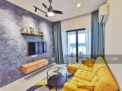 For Sale - 【Facing Convention Centre】Good Invest Condo High Rental For Workers Market & CashBack RM40k