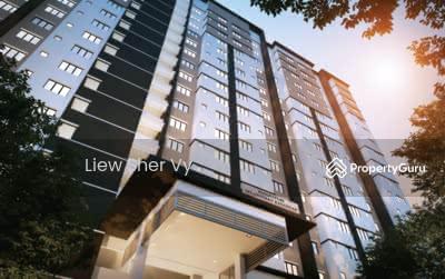 For Sale - [RM255k] Suites Park Serviced Suites