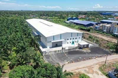 For Rent - 崭新 独立式 厂房 出租 [BRAND NEW] 2 STOREY OFFICE DETACHED FACTORY