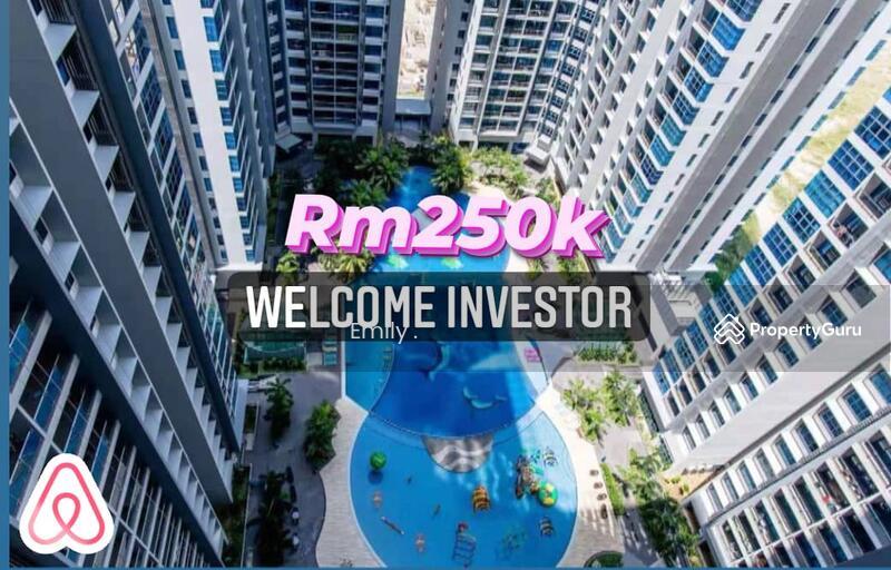 Putrajaya 2xxK DUAL KEY【BELOW Market 40%】Near University + LRT #166189188
