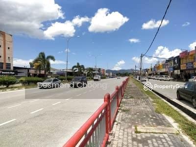 For Sale - Facing Main Road Double Storey shop at Lorong Sentosa, Sitiawan